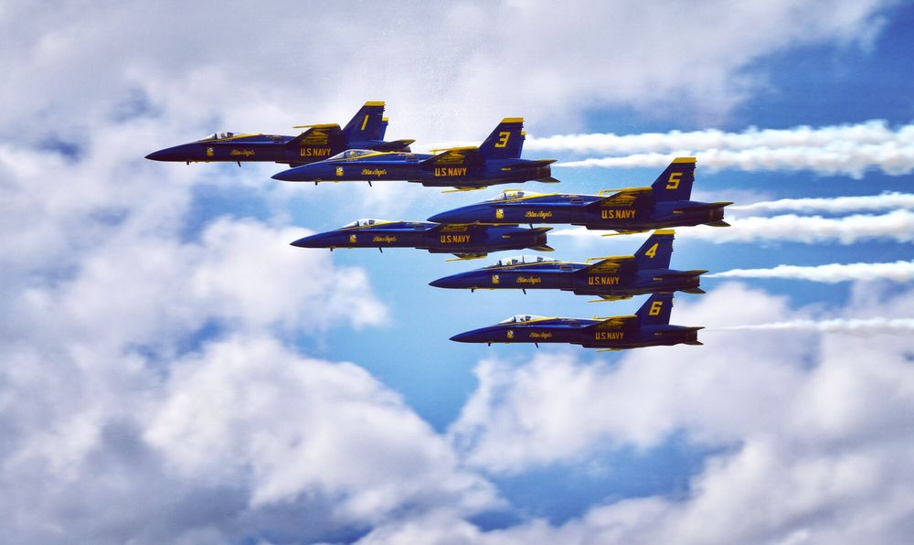New Orleans Air Show: 400 Russell Dr, Belle Chasse, LA