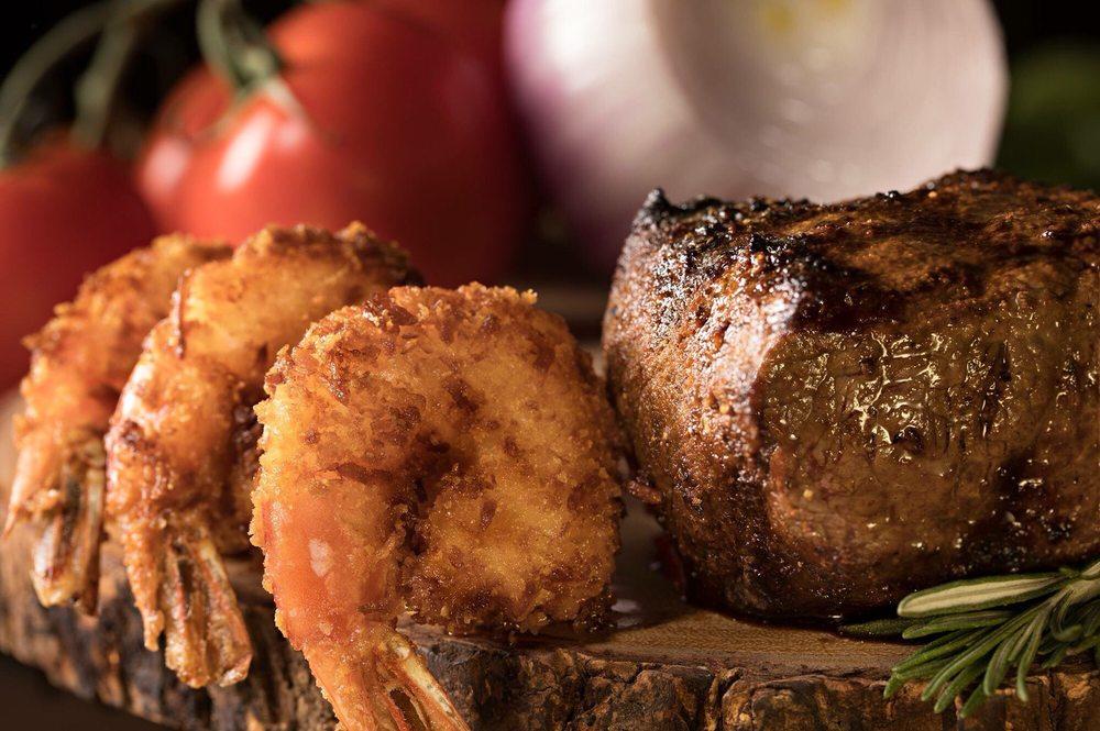 The Barrel Steak & Seafood House: 6404 N Wall St, Spokane, WA