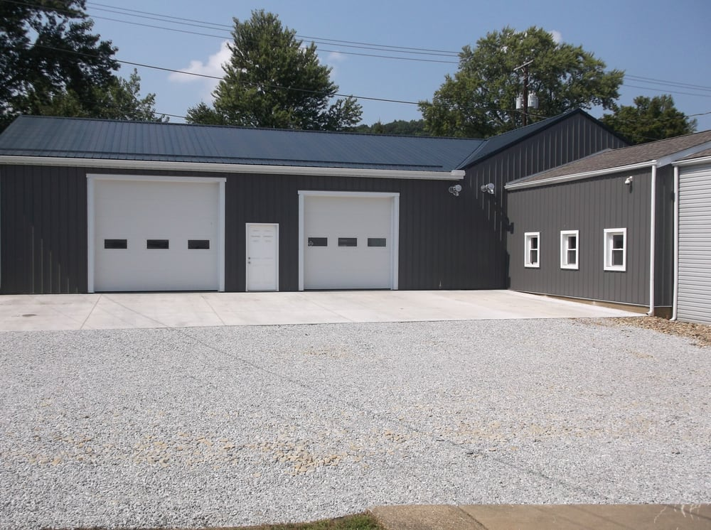Brandon Body & Paint: 222 S River St, Newcomerstown, OH