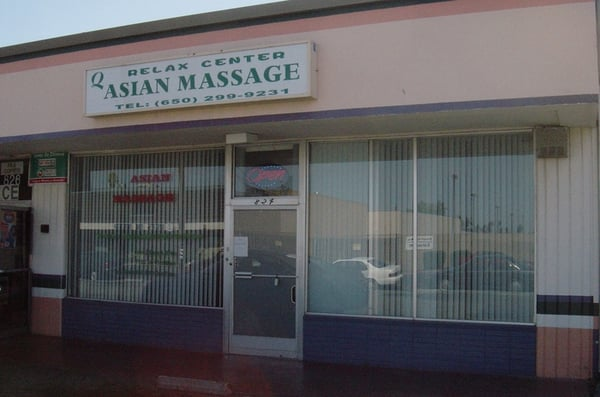Relax center asian massage closed massage 824 5th for 5th avenue salon redwood city