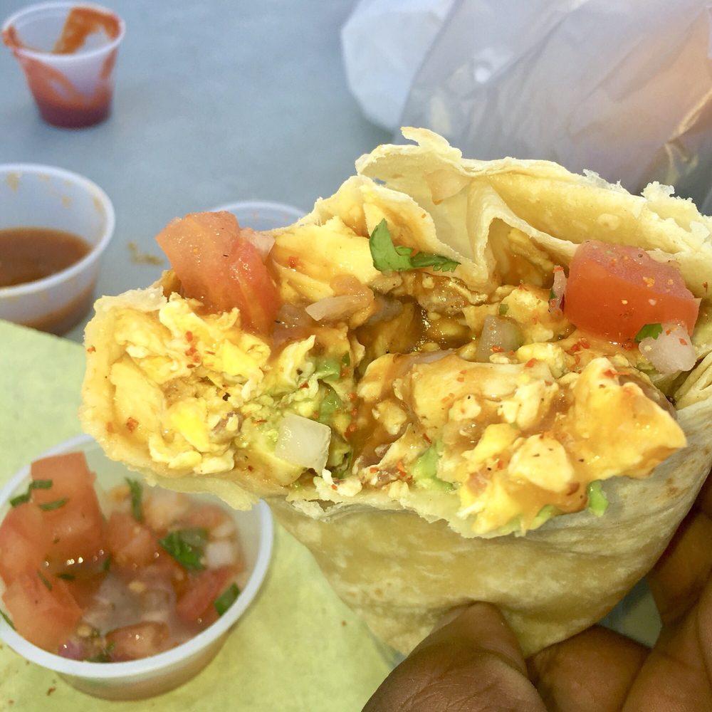 Baja Burrito Company: 1301 Ocean Front Walk, Venice, CA
