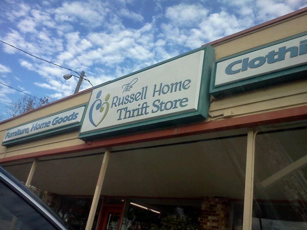 Russell Home Thrift Store: 5517 S Orange Ave, Pine Castle, FL