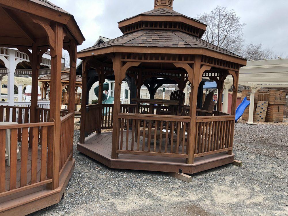 Backyard Structures by Yardworks: 513 Rte 36, Belford, NJ