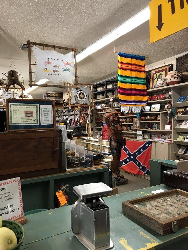 Ka-DO-Ha Indian Village: 281 Kadoha Dr, Murfreesboro, AR