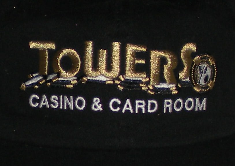 Towers Casino & Card Room: 115 Bank St, Grass Valley, CA