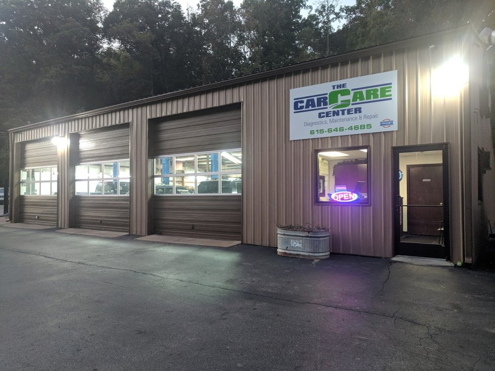 The Car Care Center: 718 Hwy 70, Pegram, TN