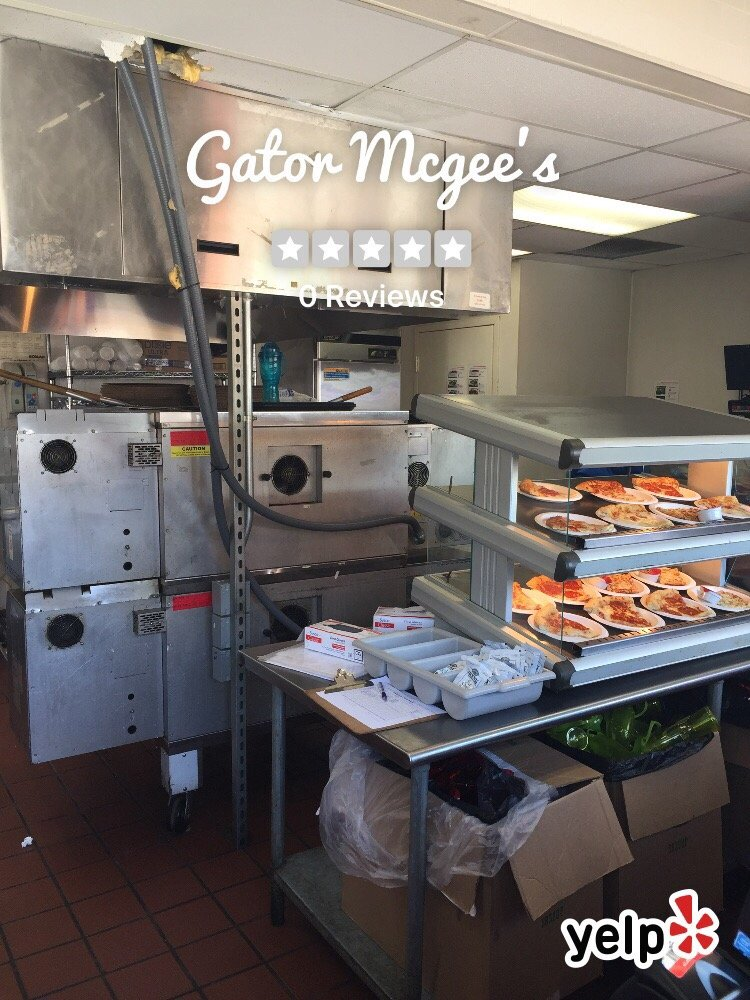 Gator Mcgee's: 13710 Central Ave, Upper Marlboro, MD