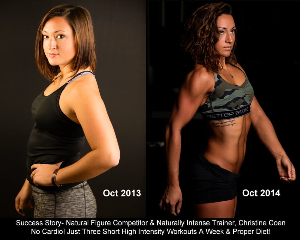 e582654065 Christine s amazing transformation- Real People- Real Results! - Yelp