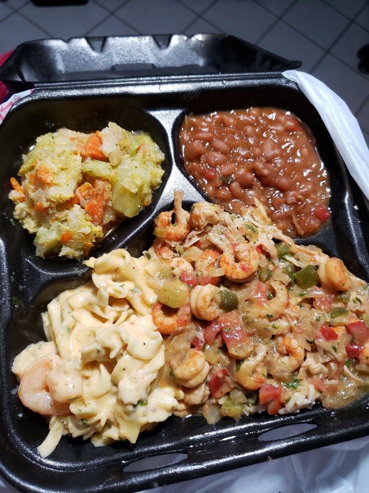 Anointed Soul Food: 201 Daspit Rd, New Iberia, LA