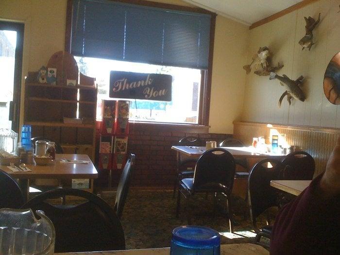Loons Nest Restaurant: 110 E Main St, Vergas, MN