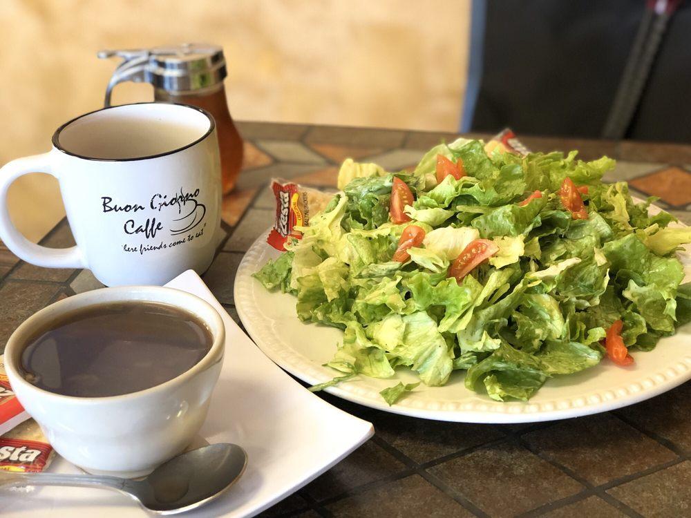 Buon Giorno Caffe: 4727 Hondo Pass Ave, El Paso, TX