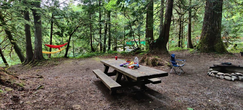 Money Creek Campground: 18502 County 26, Skykomish, WA