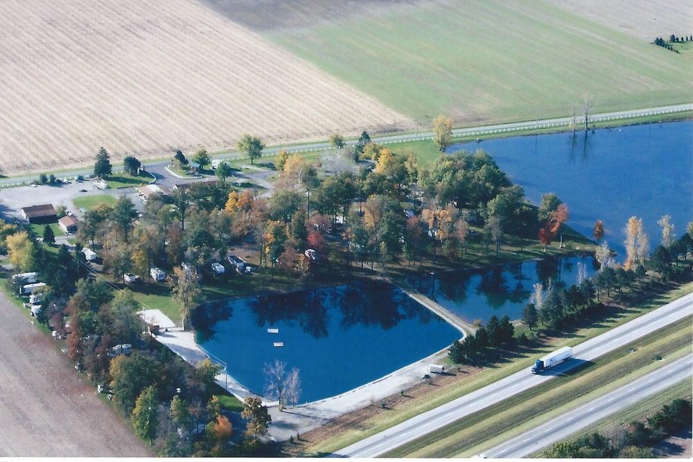 Bluffton / Findlay SW KOA: 3506 Township Road 34, Bluffton, OH