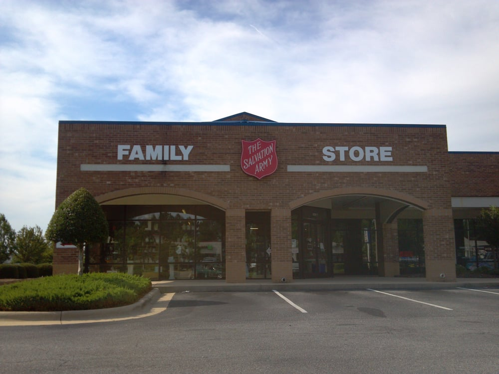 Salvation Army Family Store Thrift Stores 1913 E