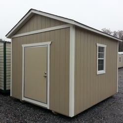 Beau Photo Of Mcguireu0027s Buildings   Newnan, GA, United States. 10x12 Wood Sided
