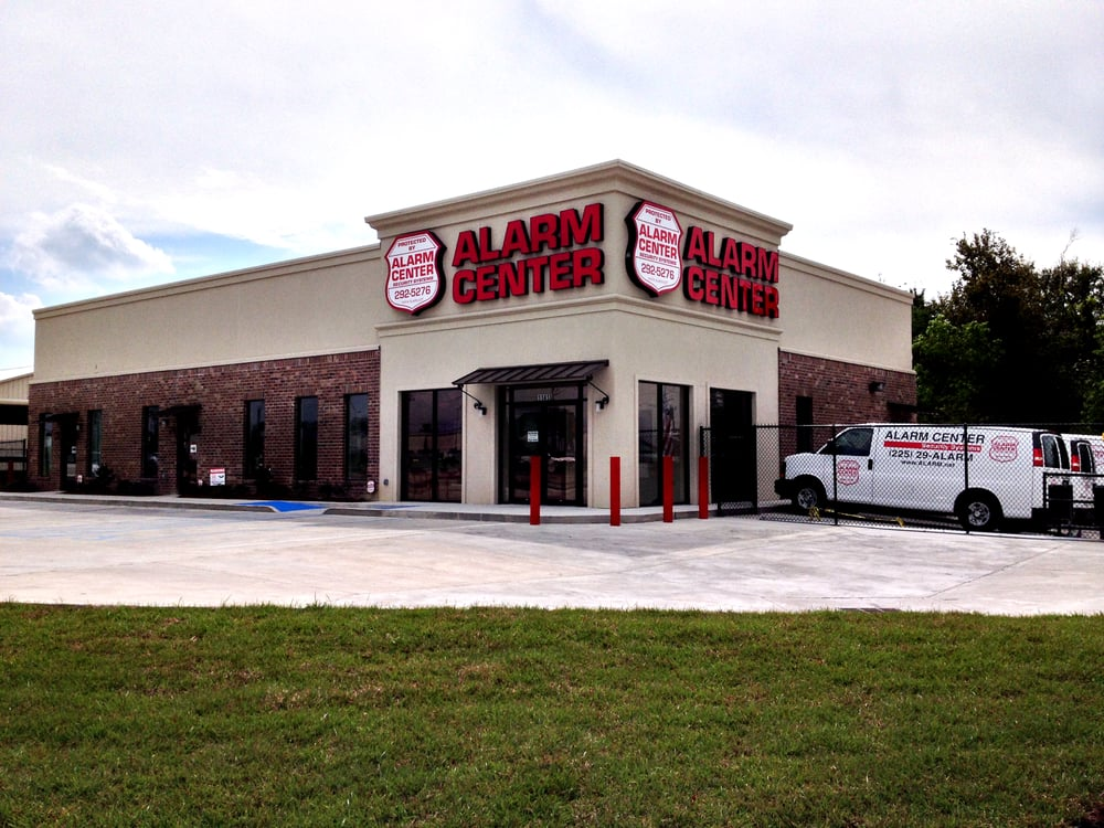 Alarm Center Security Security Systems 11410 Airline Hwy Baton Rouge La Phone Number Yelp