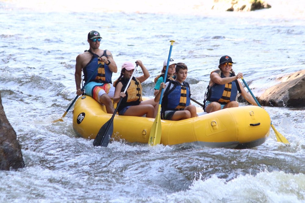 Smoky Mountain River Adventures: 5036 US 74, Whittier, NC