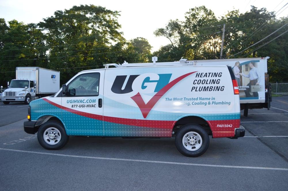 UGI Heating, Cooling and Plumbing: 340 W Roseville Rd, Lancaster, PA