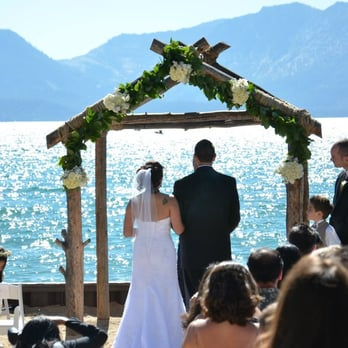 Photo Of Weddings At Lakeside Beach South Lake Tahoe Ca United States