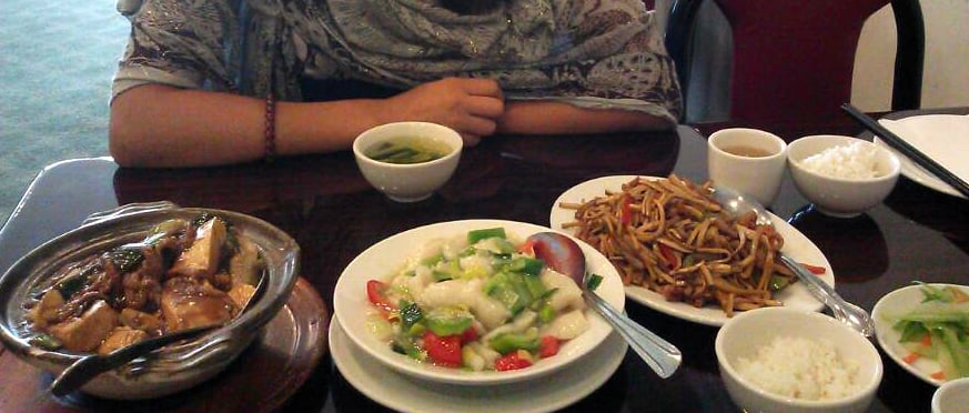 House Special Bean Curd In Casserole Fish Fillet With