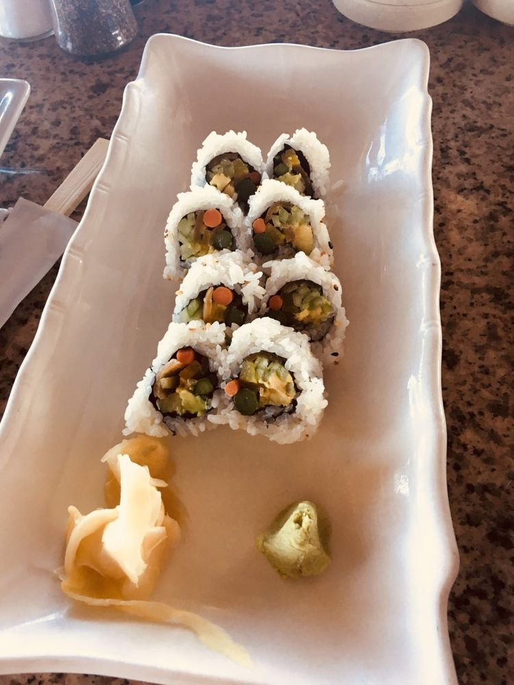 Sapporo Japanese Steakhouse & Sushi: Fishermans Wharf 2, Monterey, CA