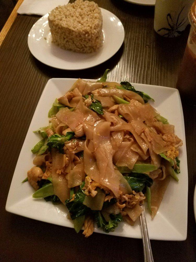 Nine And Nine Thai Kitchen Pasadena Menu