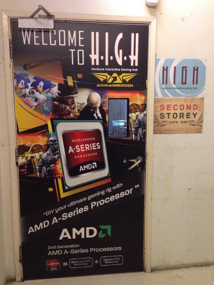 HIGH Gaming Hub