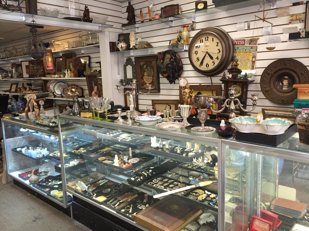 Antiques & Collectibles Buyers: 346 Palisade Ave, Bogota, NJ