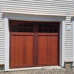Photo Of East Coast Overhead Door Ord Ct United States Red Cedar