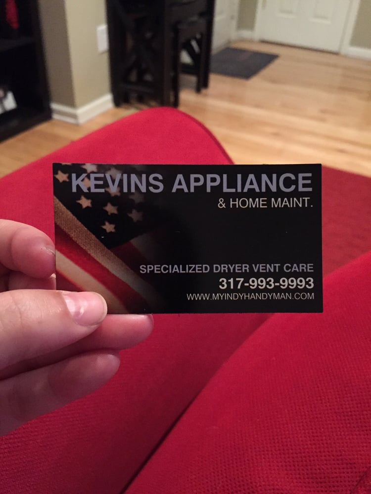 Kevin's Appliance and Home Maintenance
