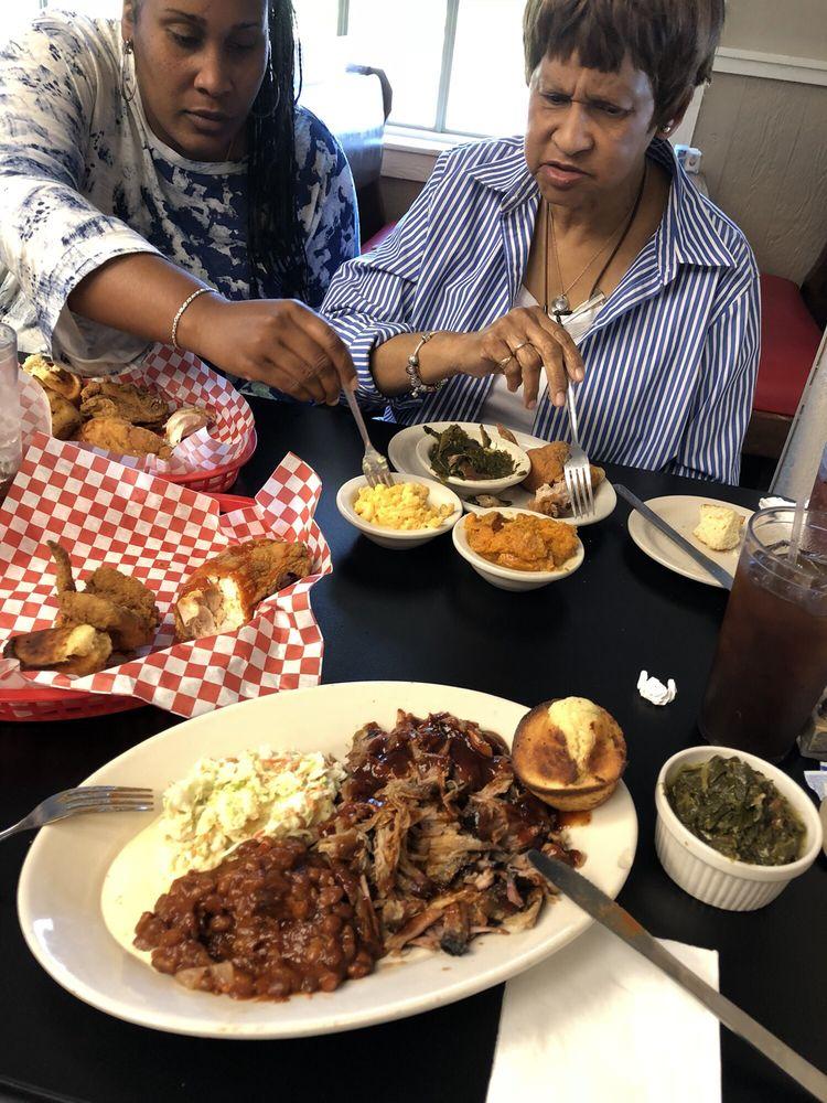 Food from LA Soul