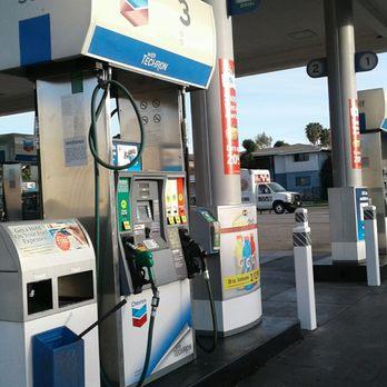 Chevron Gas Stations 3742 S La Brea Ave Baldwin Hillscrenshaw
