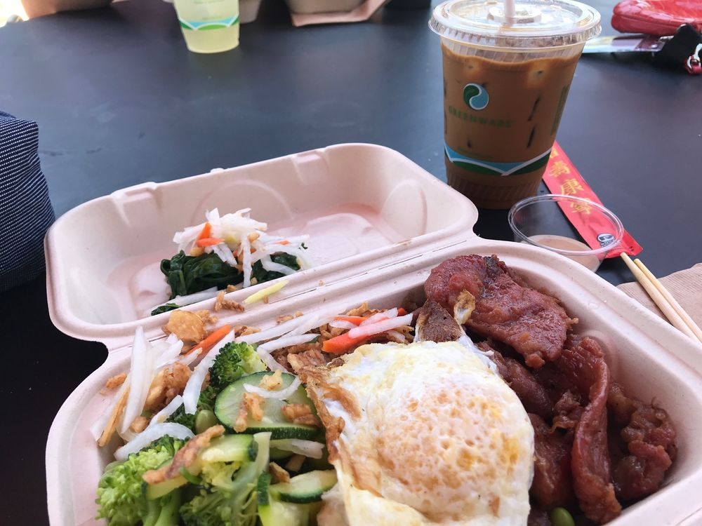 Blend Eatery: 382 North South Axis, Stanford, CA