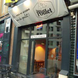 au bon poulet 16 billeder brasserier 151 rue nationale centre lille frankrig. Black Bedroom Furniture Sets. Home Design Ideas