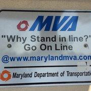 Maryland Motor Vehicle Administration Largo 10 Photos