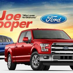 Joe Cooper Ford Midwest City >> Joe Cooper Ford Shawnee Car Dealers 4921 N Automall Dr Shawnee