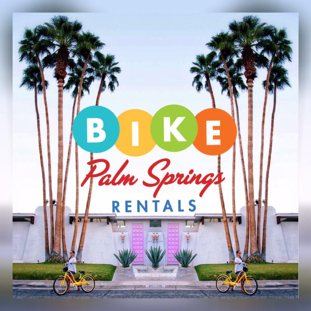 BIKE Palm Springs Rentals