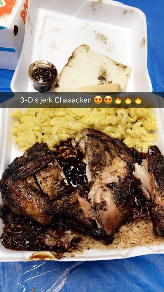 3 d s jerk chicken 49 photos 41 reviews caribbean for Austin s caribbean cuisine