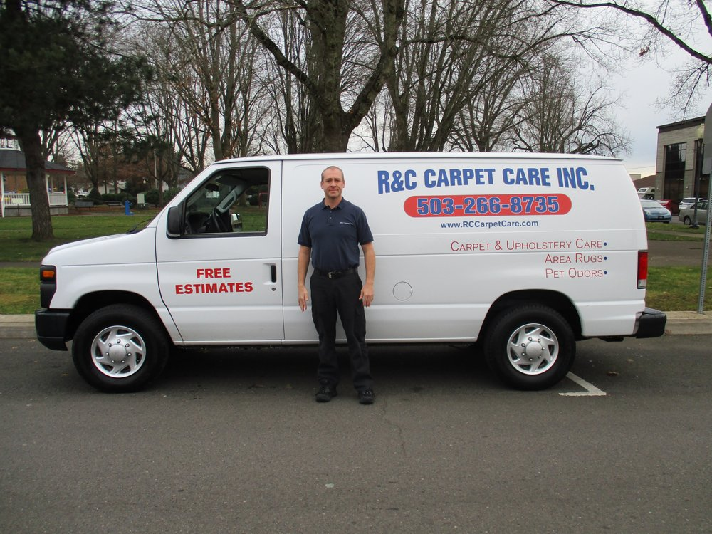 R & C Carpet Care: 11666 Grouse Ln NE, AURORA, OR