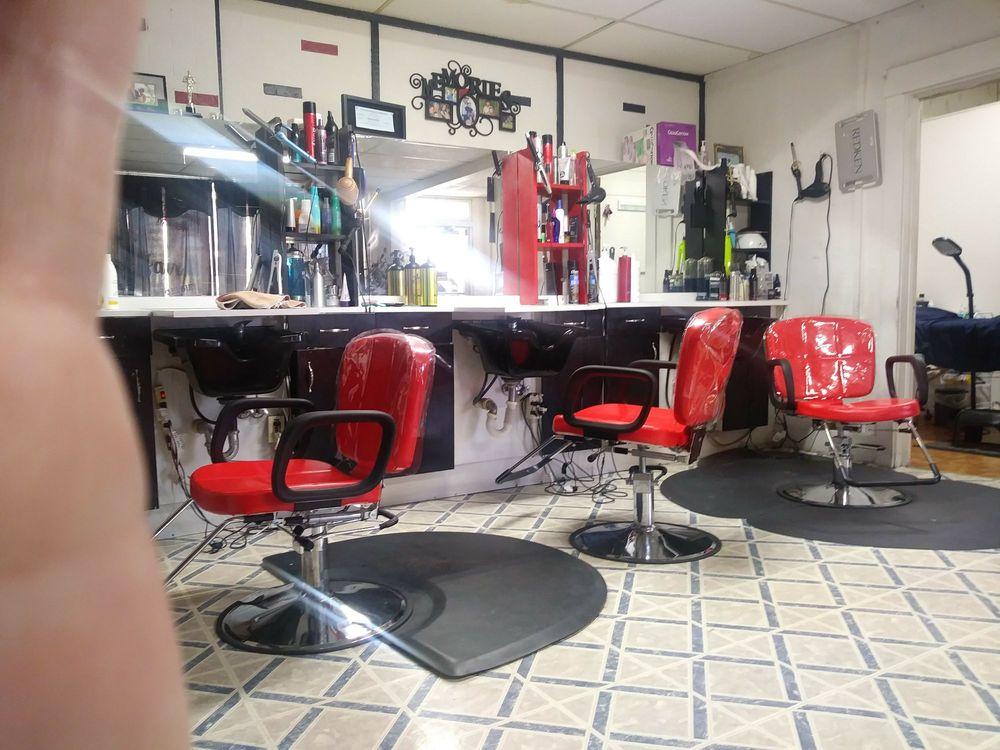 Hair Affair: 12 S Lincoln Ave, Chanute, KS