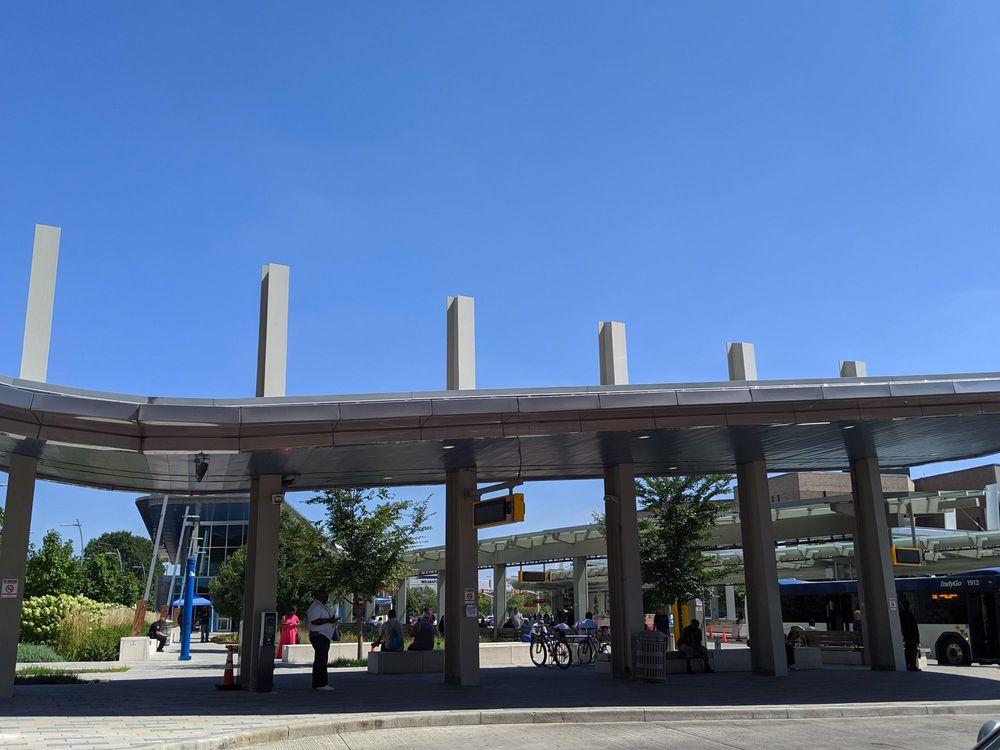 Indygo Public Transportation: 201 E Washington St, Indianapolis, IN