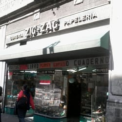 Libreria y Papelería Zig-Zag - Office Equipment - Col. Centro ...