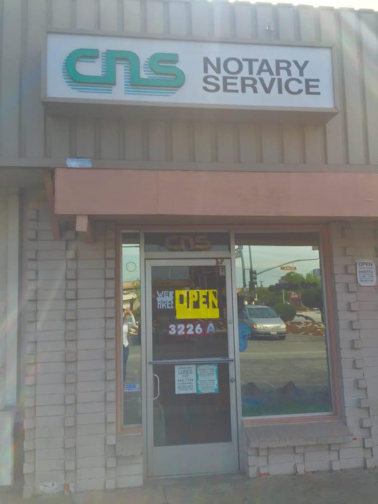 California Notary Service: 3226 Santa Anita Ave, El Monte, CA
