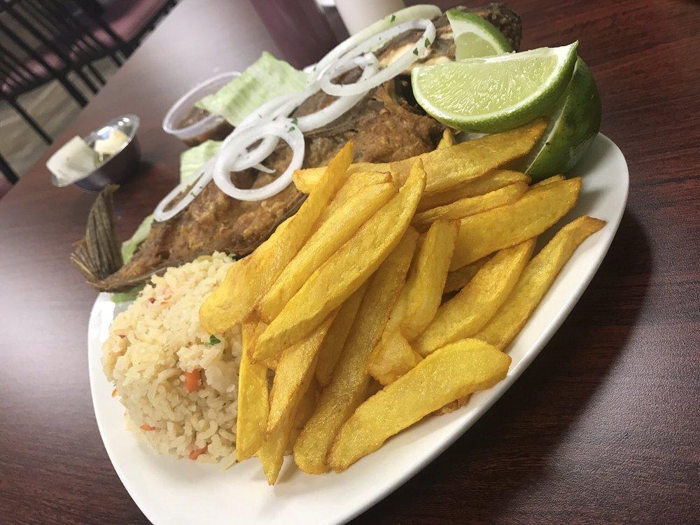 MI Quetzal Restaurant: 207 W Grand Ave, Bensenville, IL