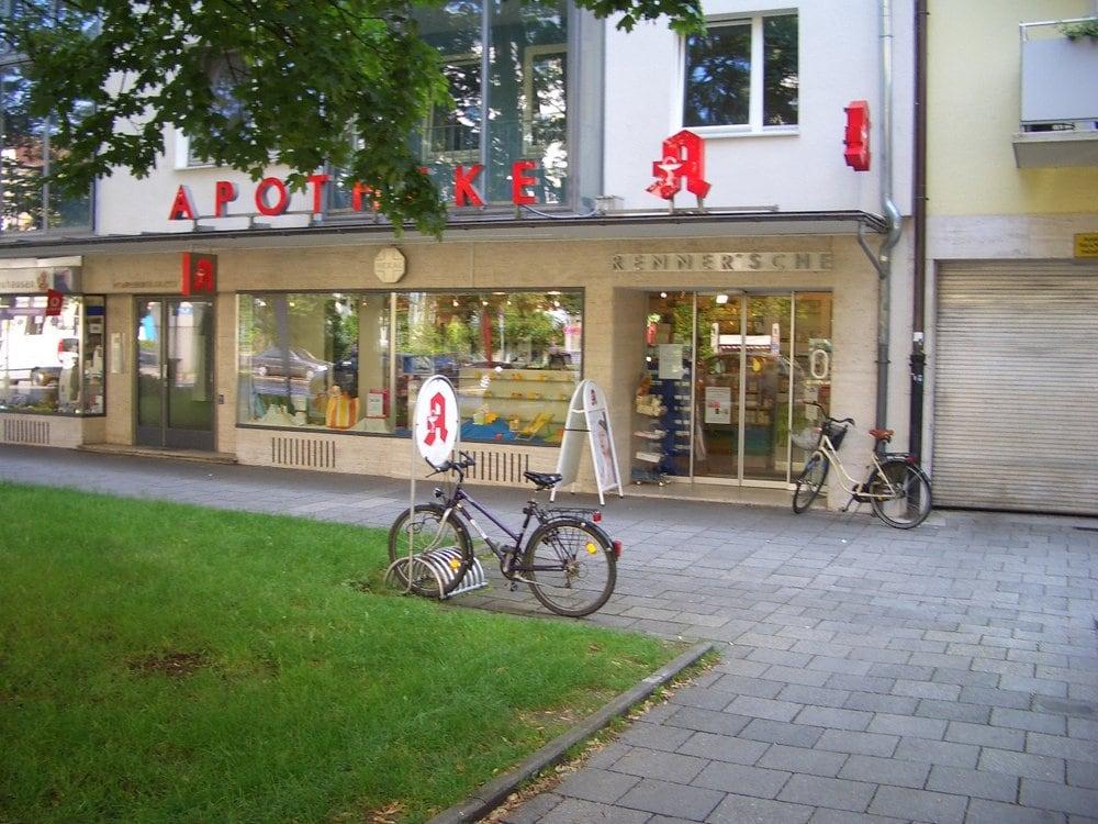 Renner'sche Apotheke  Apotheke  Nymphenburger Str 174