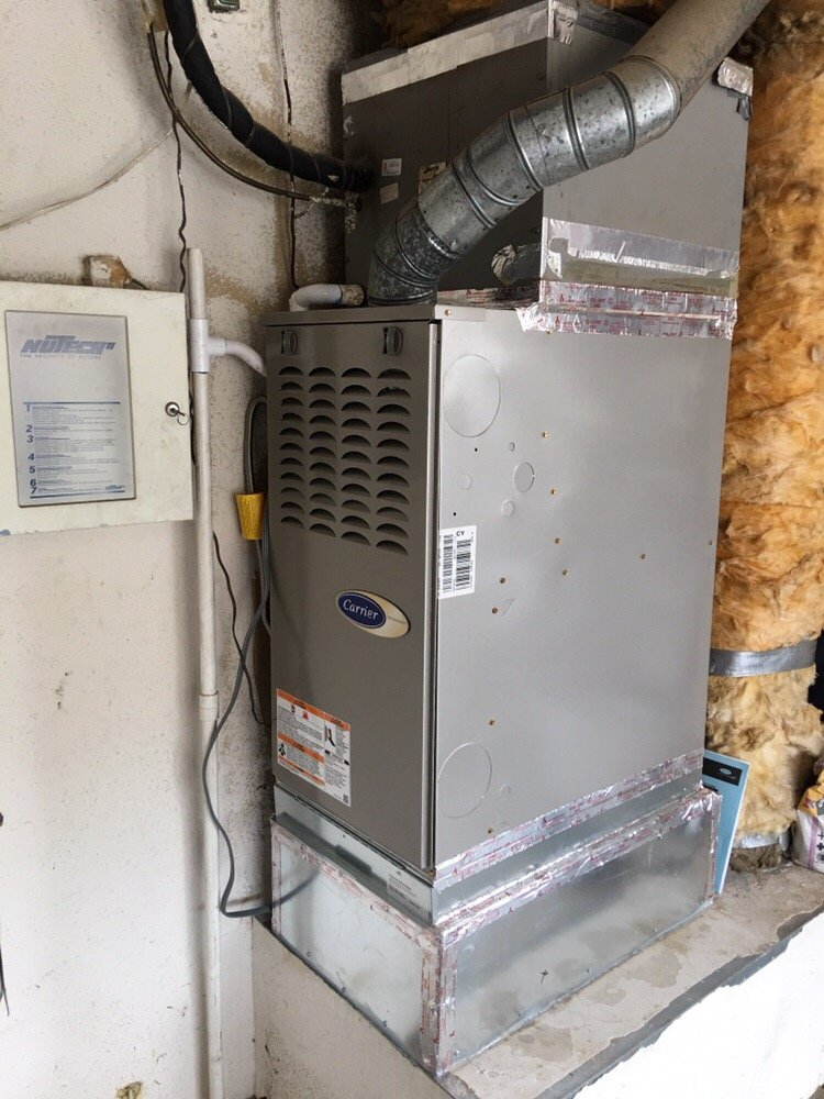 2 Stage Carrier Performance Furnace
