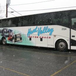 Hunt Valley Motor Coach Transportation 7474 Shipley