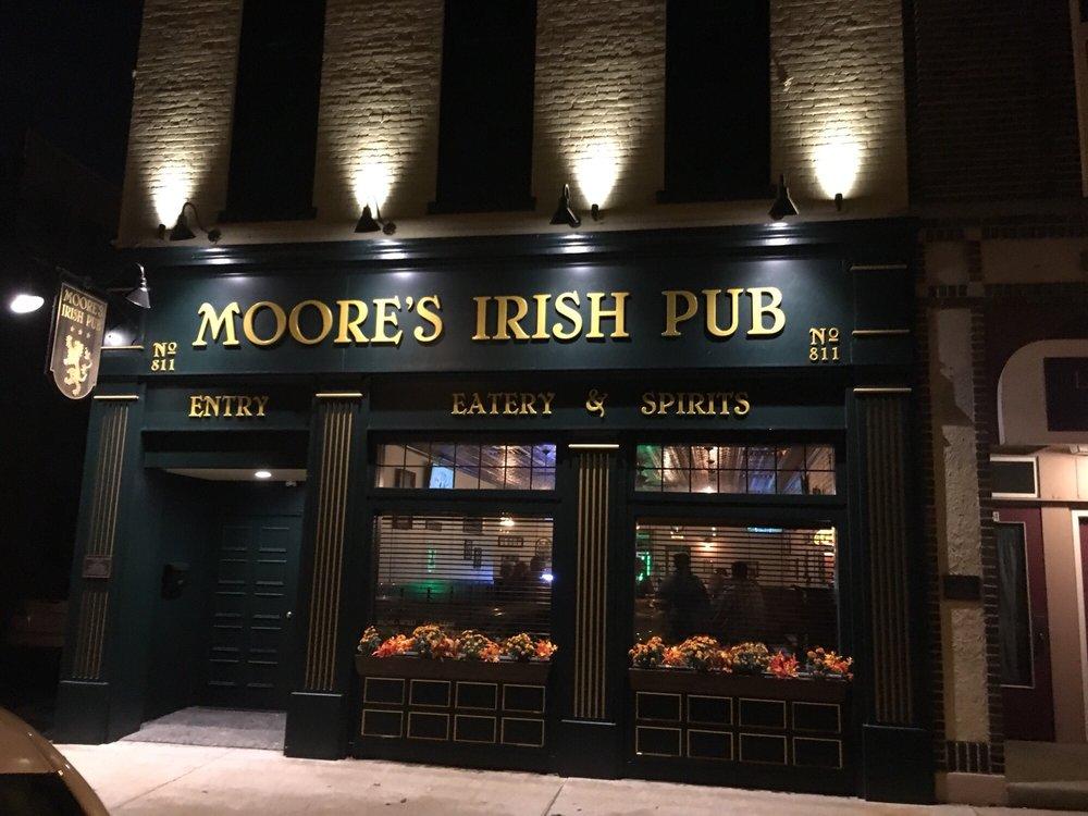 Social Spots from Moore's Irish Pub