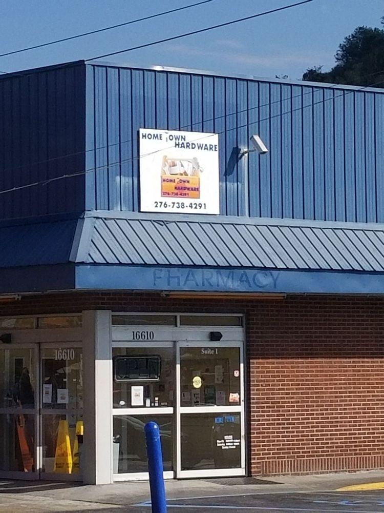 Hometown Hardware: 16610 Russell St, Saint Paul, VA