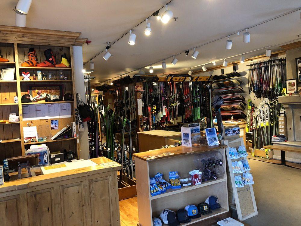 PK's Ski & Sports: 320 N Leadville, Ketchum, ID